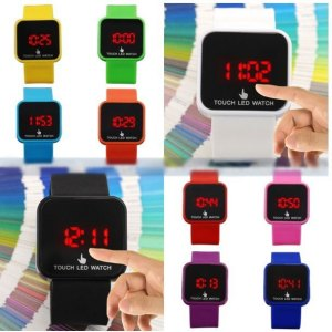 New-Arrival-Free-Shipping-10-Pcs-Lot-10-Colors-Good-Quality-Fashion-Finger-Touch-Screen-Led