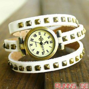 wraparmband klocka